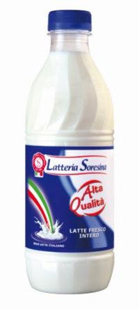 Latteria Soresina Latte Fresco in Bottiglia