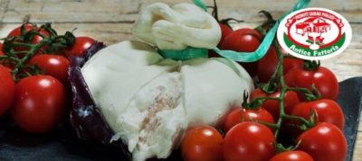 Antica Fattoria Burrata Salmone