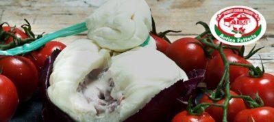 Antica Fattoria Burrata Speck