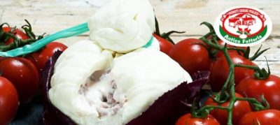 Antica Fattoria Burrata Tonno