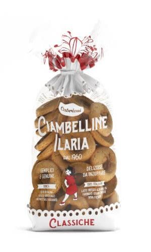 Cabrioni Ciambelline Ilaria Classiche