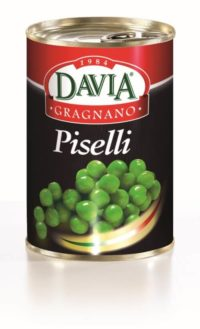 Davia Gragnano Piselli in Scatola