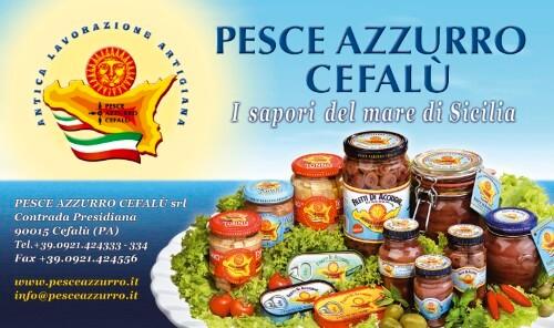 Pesce Azzurro Cefalù - I sapori del mare di Sicilia